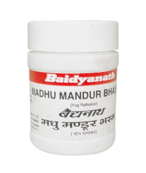 Baidyanath Madhu Mandoor Bhasma