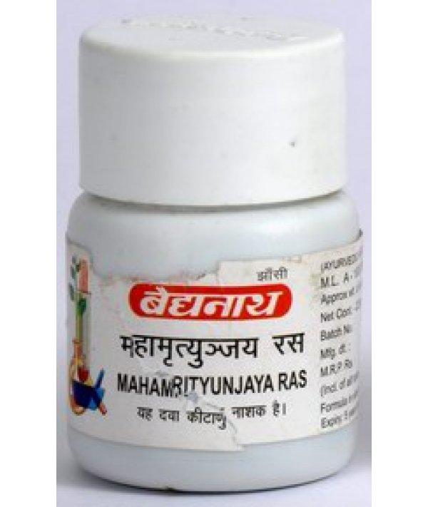 Baidyanath Mahalaxmivilas Ras Swarna Yukta
