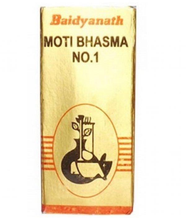 Baidyanath Moti Bhasam No.1