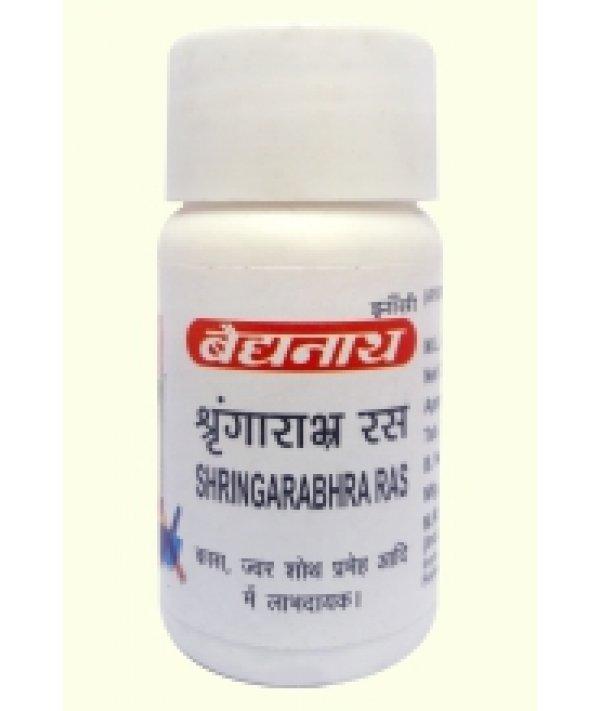 Baidyanath Shirangrabhra Ras