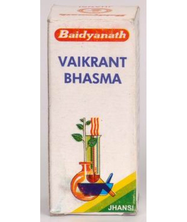 Baidyanath Vaikrant Bhasma