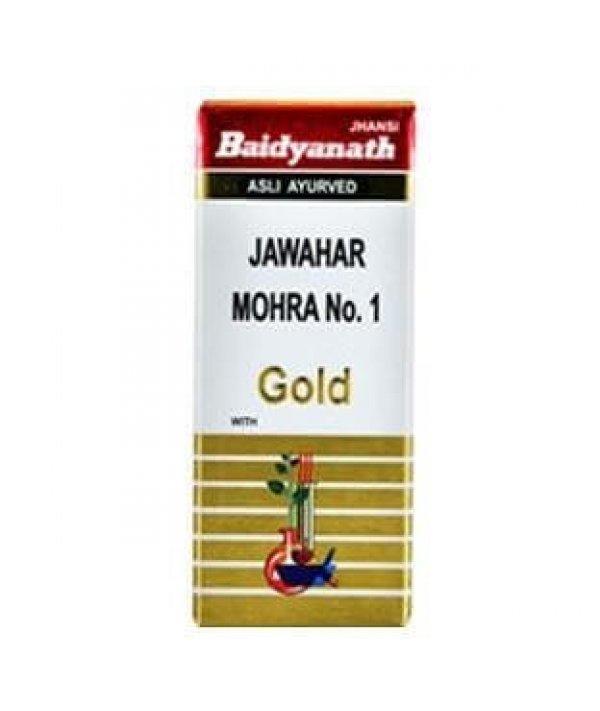 Baidyanath Jwaharmohra Ras No.1
