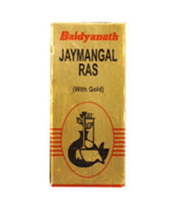 Baidyanath Jayamangal Ras Swarna Yukta