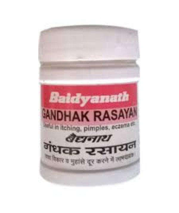 Baidyanath Gandhak Rasyan