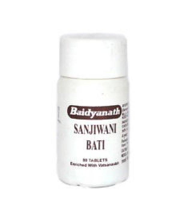 Baidyanath Sanjivani Bati