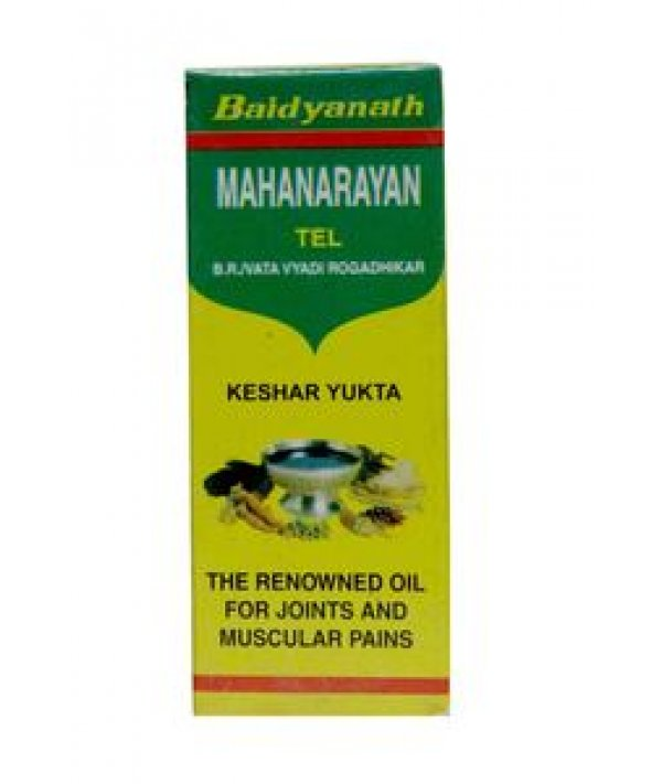 Baidyanath Mahanarayan Tel