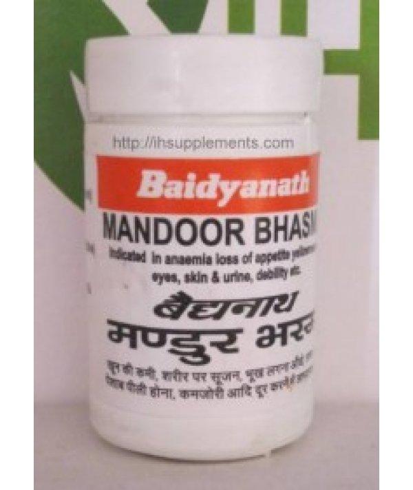 Baidyanath Mandoor Bhasam