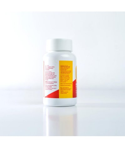 Butterfly Ayurveda Coronafly - Medicine For Cough, Breathlessness, Fever & Pain