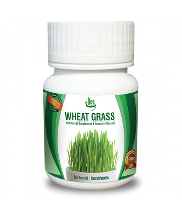 Deep Ayurveda Wheat Grass Capsule (Pack of 3)