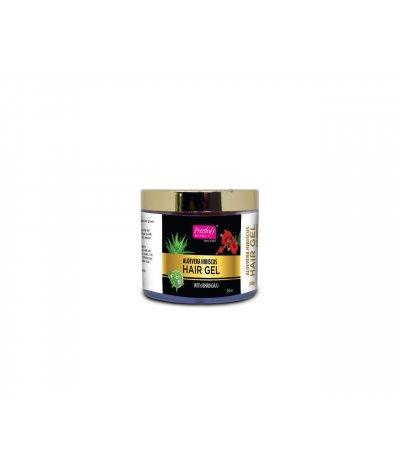 Kerala Naturals  Aloevera Hibiscus and bhringaraj extract Hair Gel 100gm