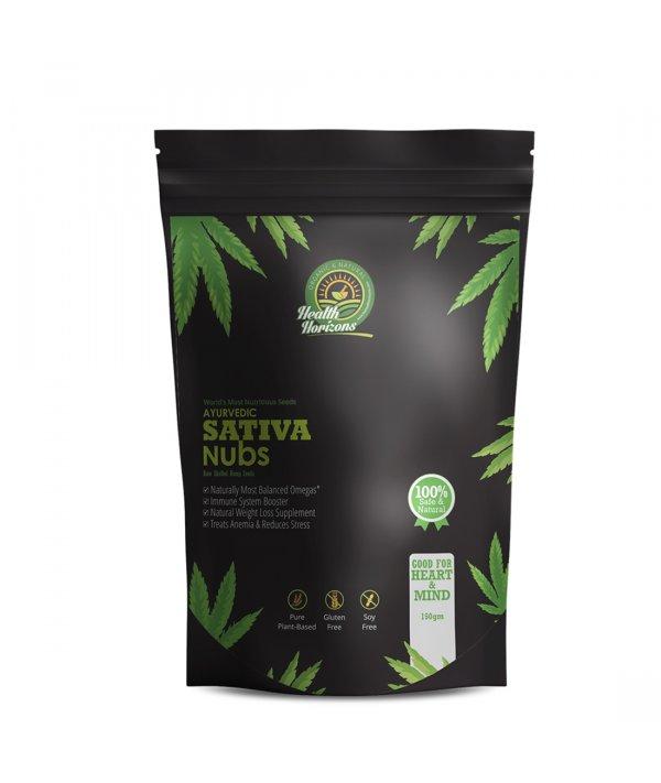 Health Horizons Ayurvedic Sativa Nubs