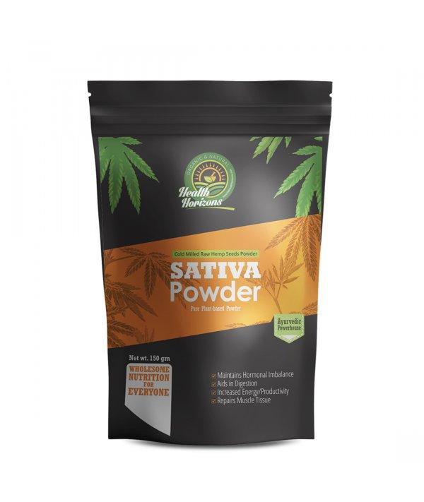 Health Horizons Ayurvedic Sativa Powder