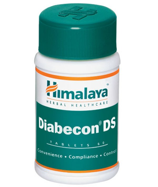Himalaya Diabecon Ds Tablets