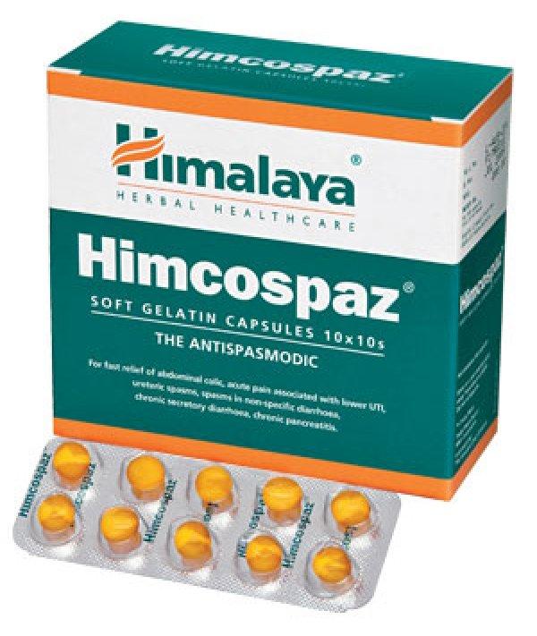 Himalaya Himcospaz Tablets