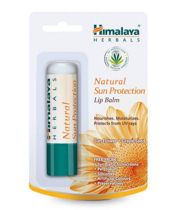 Himalaya Natural Sun Protection Lip Balm