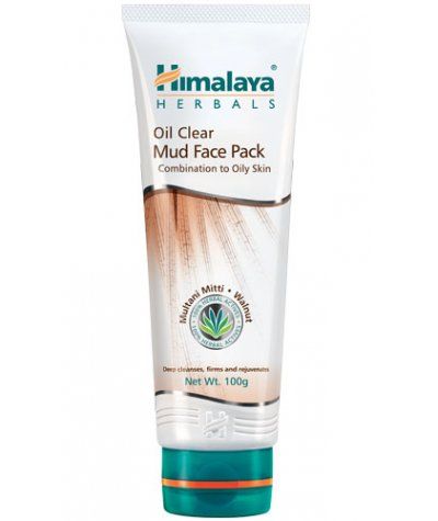 Himalaya Oil Clear Mud Face Pack