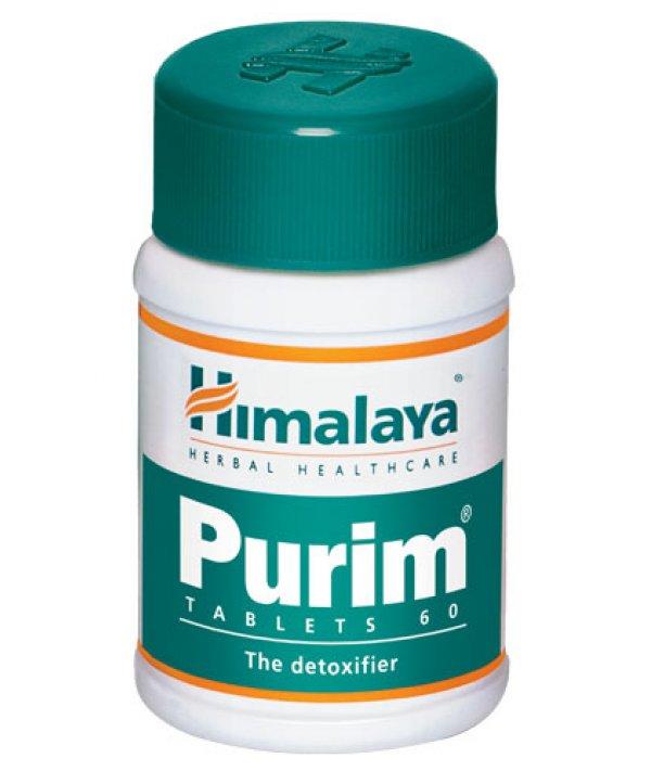 Buy Himalaya Purim Tablets at Best Price Online