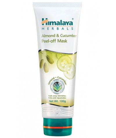 Himalaya Almond And Cucumber Peel-Off Mask