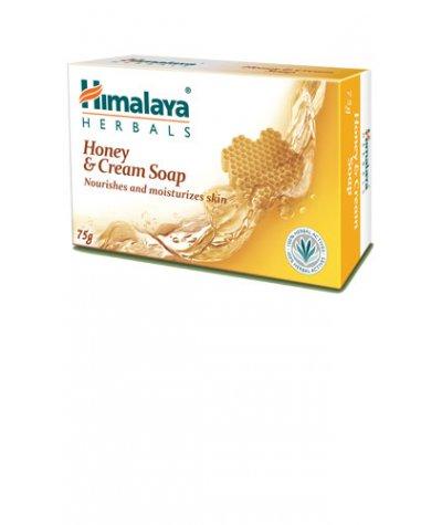 Himalaya Honey And Cream Soap