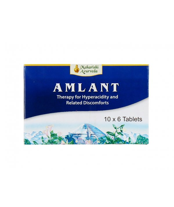 Maharishi Amlant Tablet