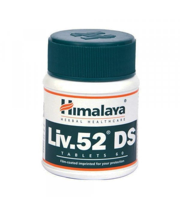 Himalaya Liv 52 Ds Tablets