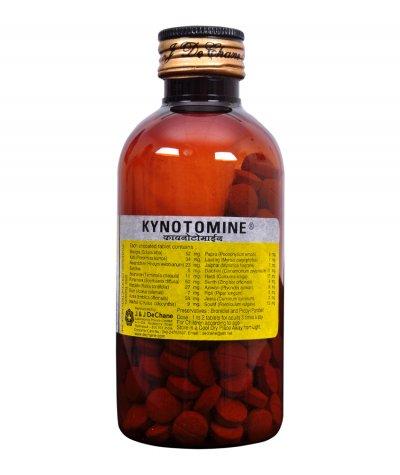 J & J Dechane Kynotomine Tablets