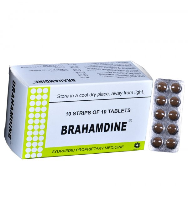 J And J Dechane Brahamdine Tablets
