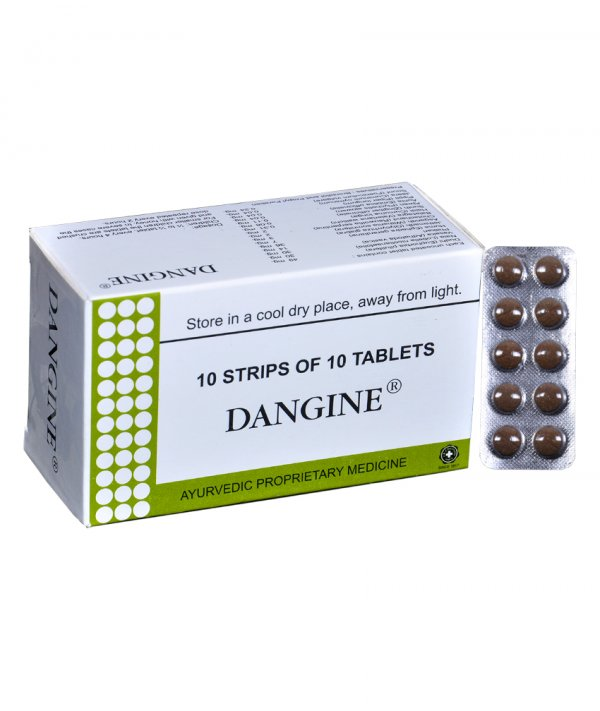 J And J Dechane Dangine Tablets