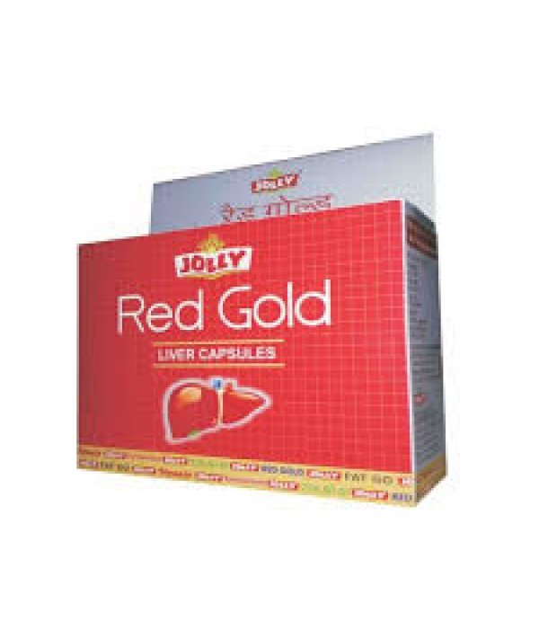 Jolly Red Gold Liver Capsule