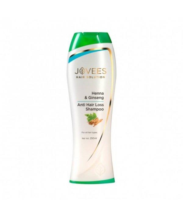 Jovees Henna & Ginseng Anti Hair Loss Shampoo