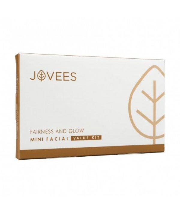 Jovees Mini Fairness Glow Facial Value Kit