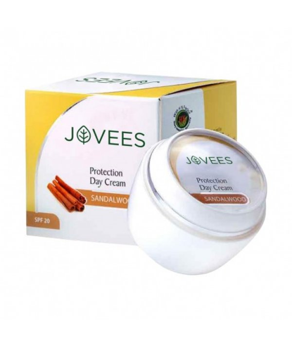 Jovees Sandalwood Protection Day Cream SPF 30