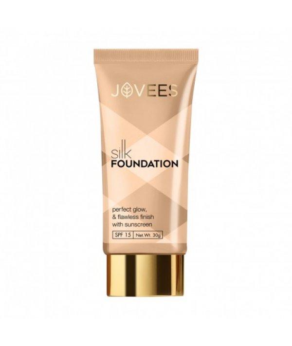 Jovees Silk Foundation SPF 15
