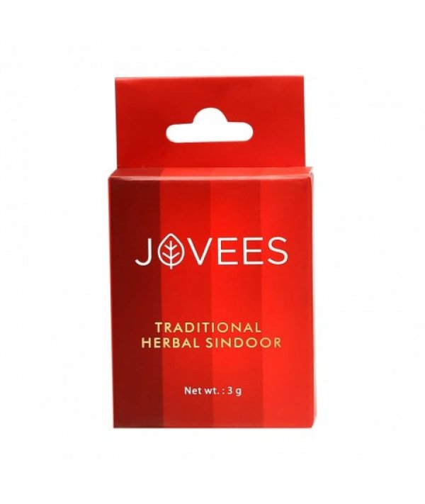 Jovees Herbal Sindoor Red