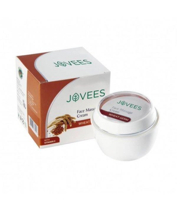 Jovees Wheatgerm Massage Cream With Vitamin E