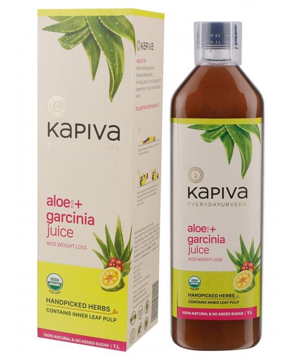 Kapiva Aloe + Garcinia Juice