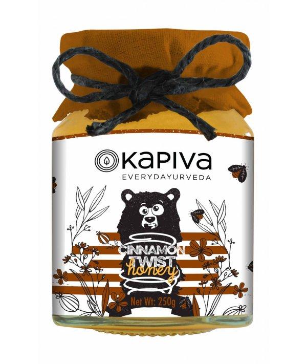 Kapiva Cinnamon Twist Honey