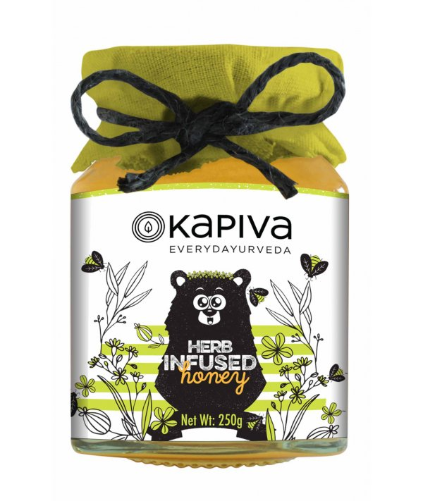 Kapiva Herb Infused Honey