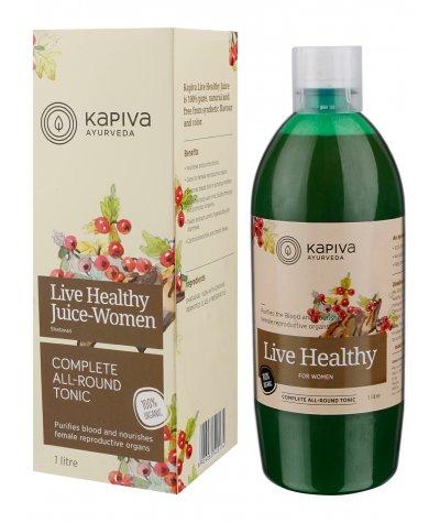 Kapiva Live Healthy Women Juice