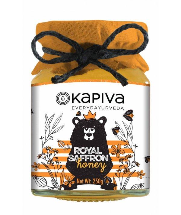 Kapiva Royal Saffron Honey
