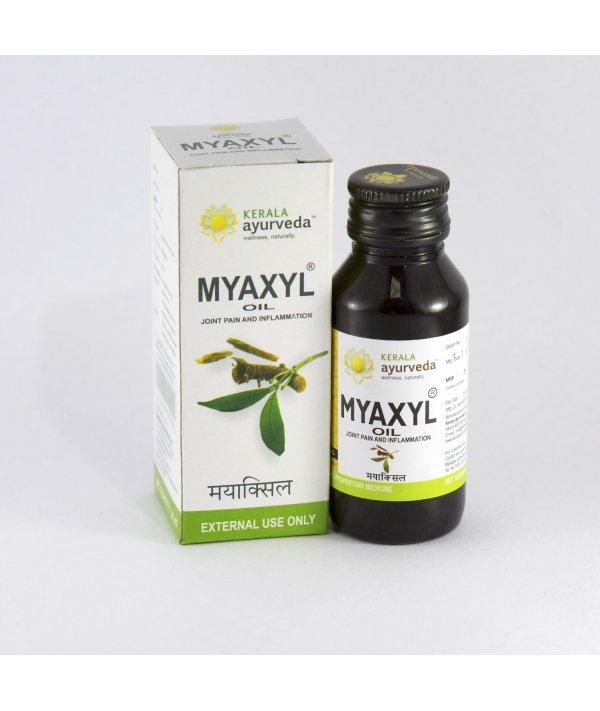 Buy Kerala Ayurveda Myaxyl Oil at Best Price Online