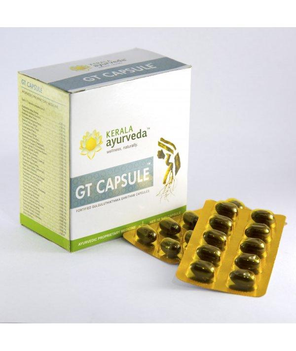 Kerala Ayurveda G T Capsules