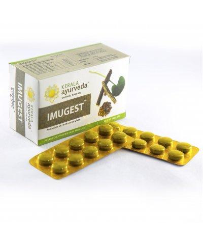 Kerala Ayurveda Imugest Tablet
