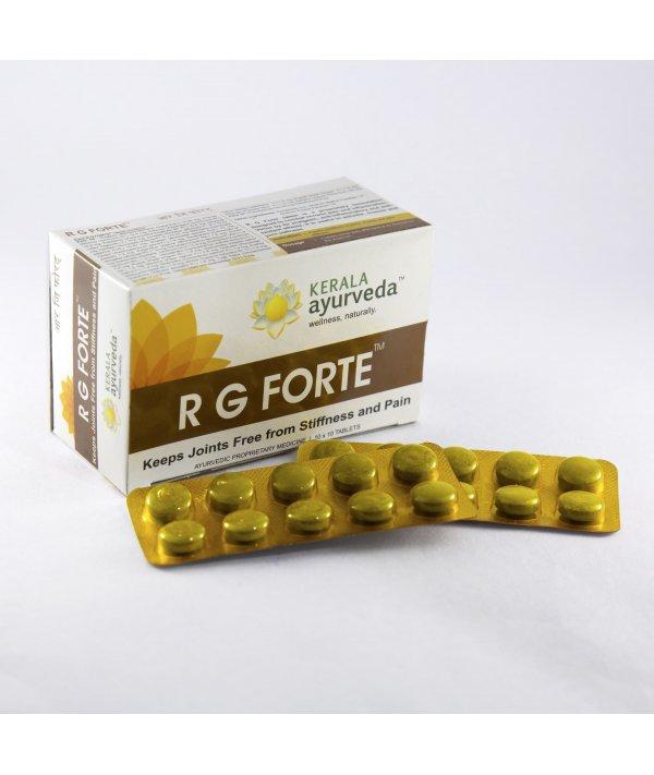 Kerala Ayurveda R G Forte Tablet
