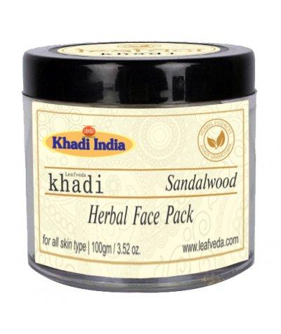 396b68b0cb780 Khadi Leafveda Sandalwood Face Pack