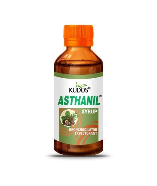 Kudos Asthanil Syrup