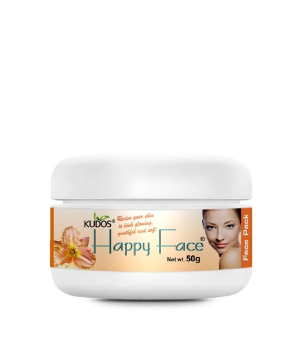 Kudos Happy Face Pack