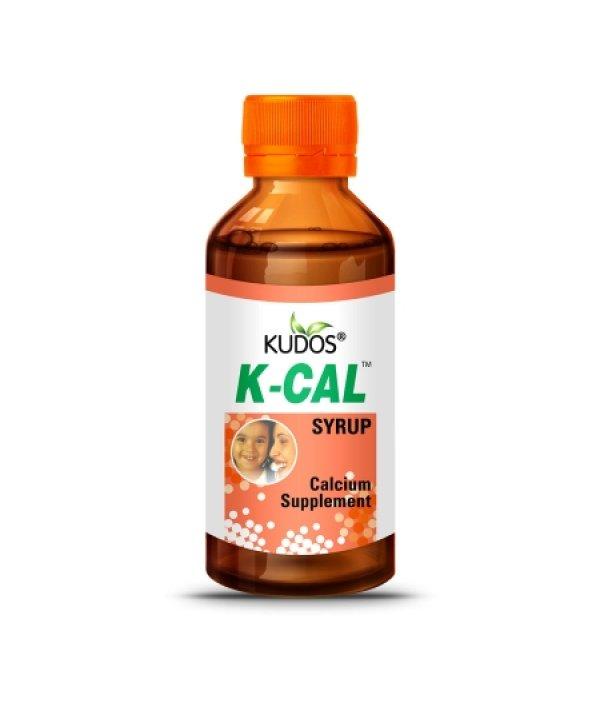 Kudos K-Cal Syrup