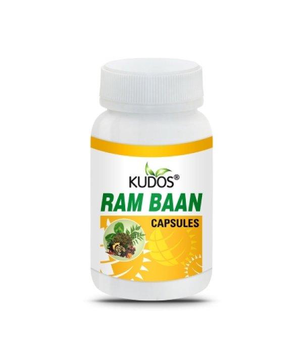 Kudos Ram Baan Capsule