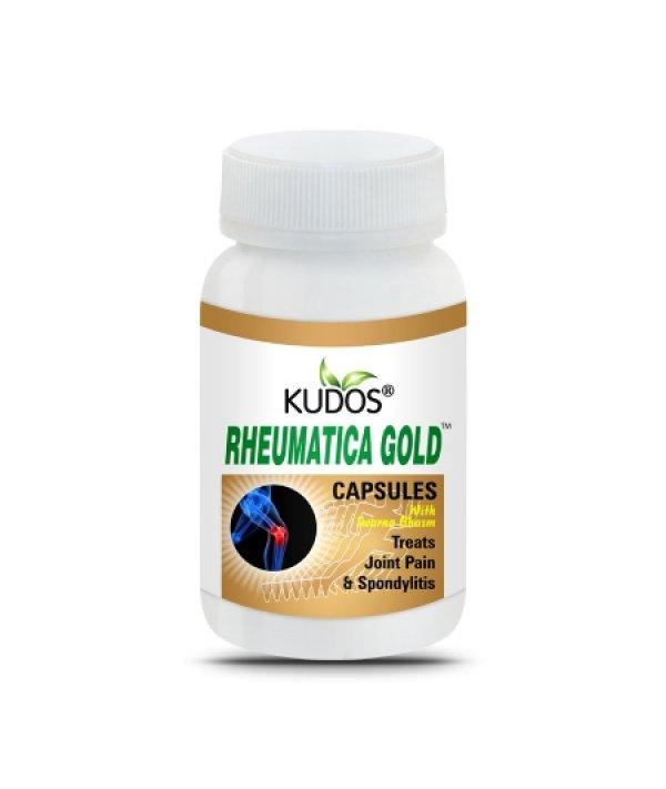 Kudos Rheumatica Gold Capsule